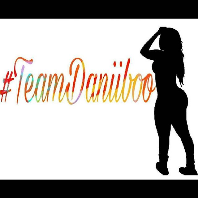 Never give up always believe in yourself 💯 #teamdaniiboo #Daniibooshow ❤ good morning 😘