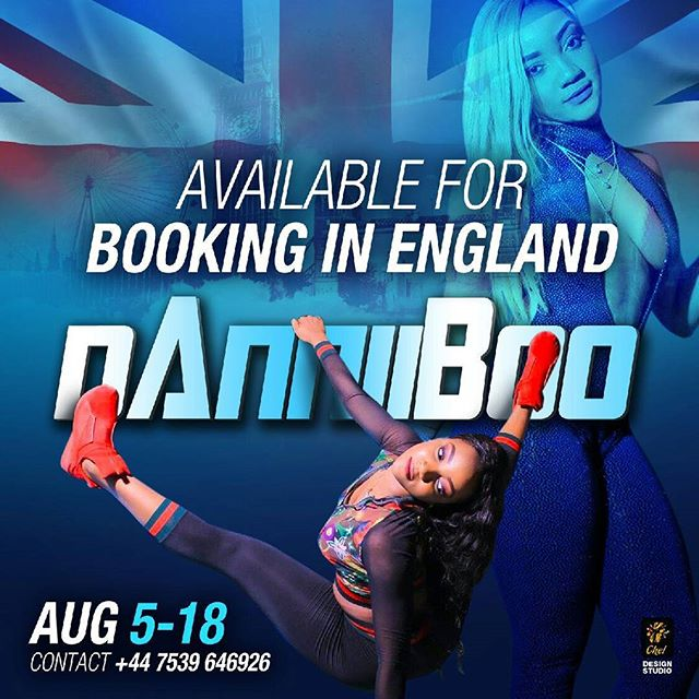 You ask for it, you got it 🔥🔥💯💯Book you date for England, just a few date leave, BOOK NOW #daniibooshow @pondispot.tv @FRETDEM_uppity @donandrekmg @officialstylog @ladypetel