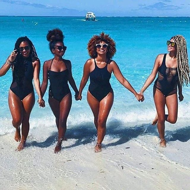 Carefree black women @ownbyfemme ❤️