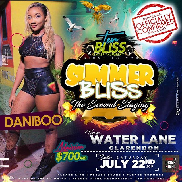 Clarendon lock the date #daniibooshow @pondispot.tv