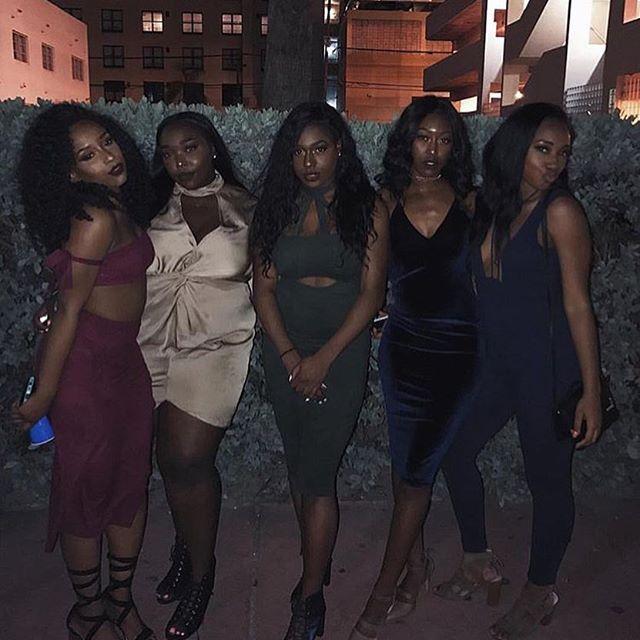 Black queens @queenxayla ❤️