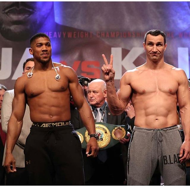 Who else is supporting @anthony_joshua.💪🏾👊🏾