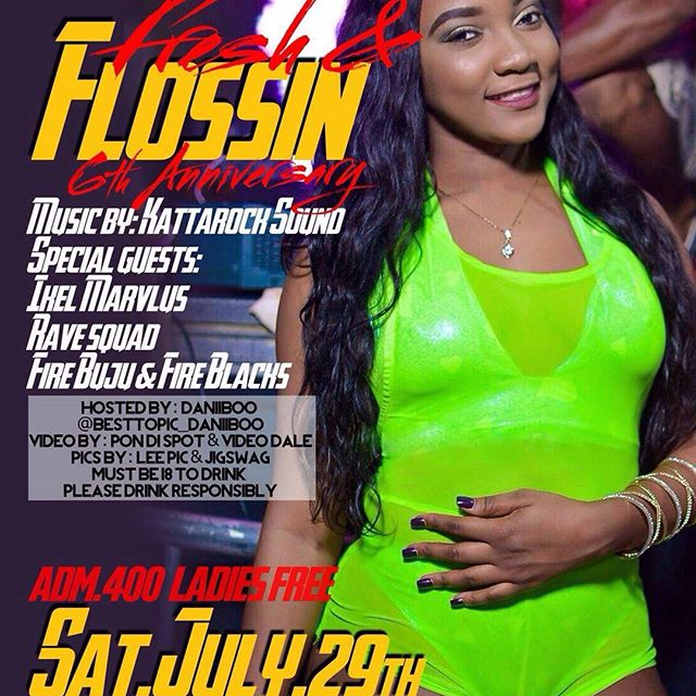 Guyshill lock the date @YANKIBRITISH_FNF_july29 #freshandflossing @ikelmarvlus @pondispot.tv #daniibooshow