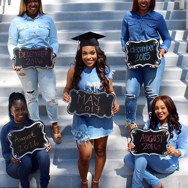 Educated black women ❤️