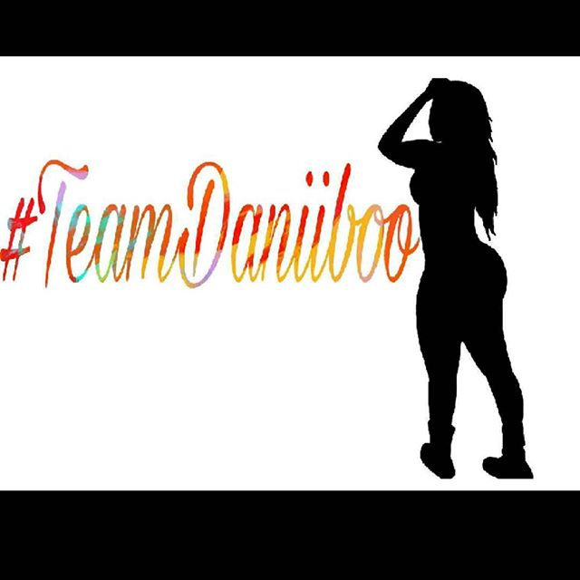 Made by a lovely fan 😍❤ #teamDaniiboo #workforit #outthere 💯