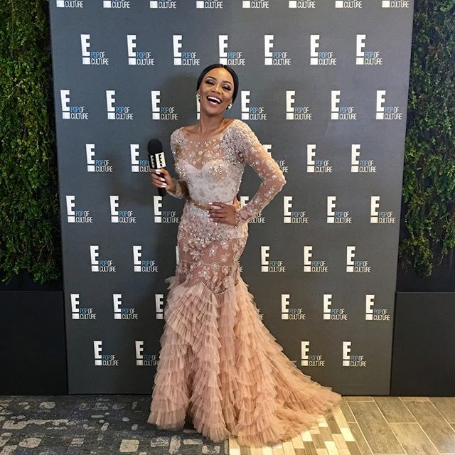 B* x @eonlineafrica!! Bring on the celebs...., #saftas11 #redcarpet #instafashion #blackgirlmagic 👑🐝💃🏽
