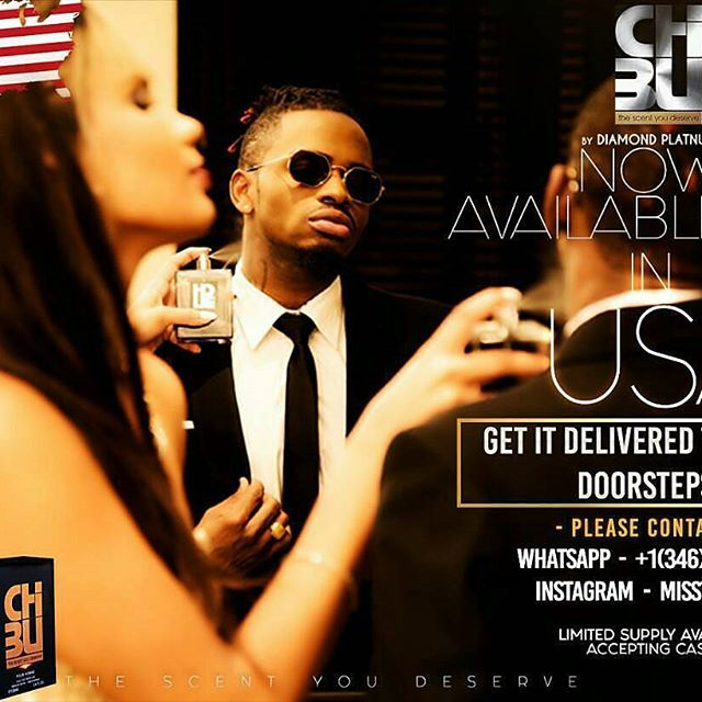 @Regrann from @diamondplatnumz -  My People in AMERICA!!! Chek with @MissTanga to get your @chibuperfume call / WhatsApp +13467727251 and your get it Delivered to your Doorsteps!! #TheScentYouDeserve -