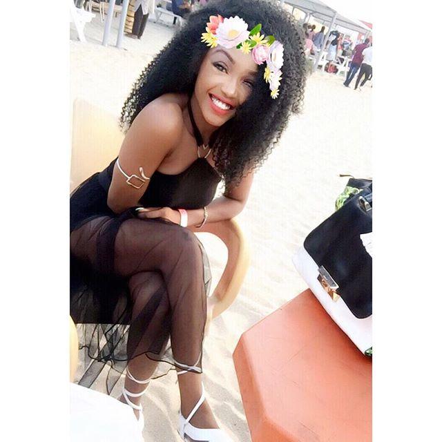 Flower girl ❤️