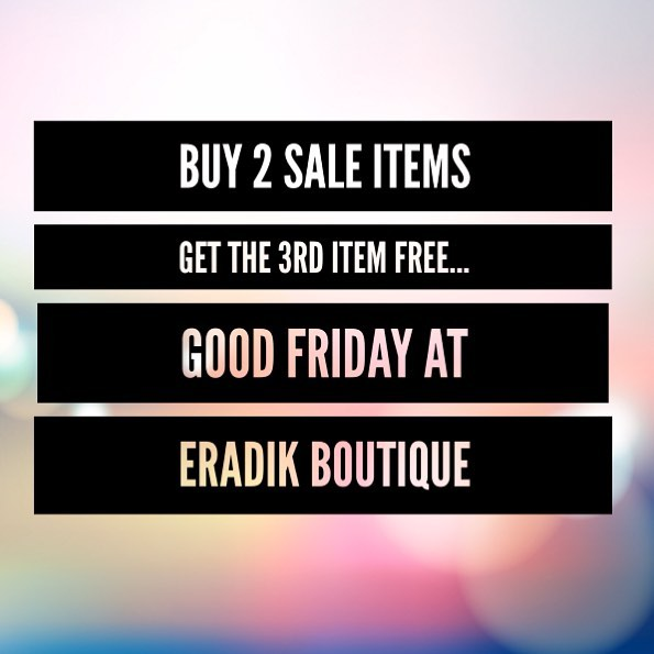 Good Friday Sale Today