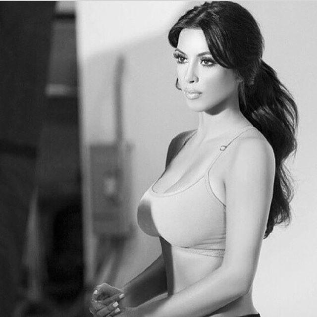 Babe @kimkardashian