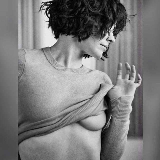Evangeline Lilly #evangelinelillysc #evangelinelilly #sexy #celebrity #hot #actress #beautiful #beauty #blackandwhite