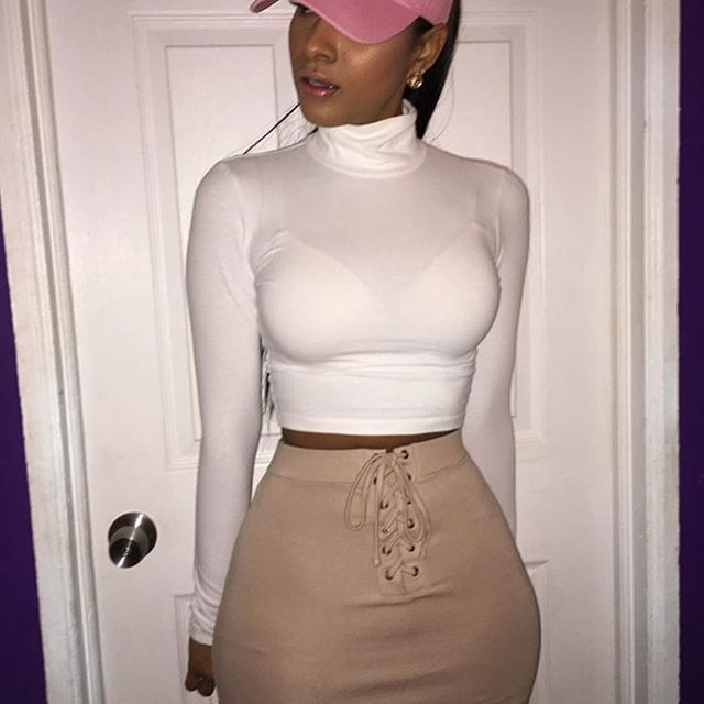 This Skirt Comes in 3 Different Colors 💗