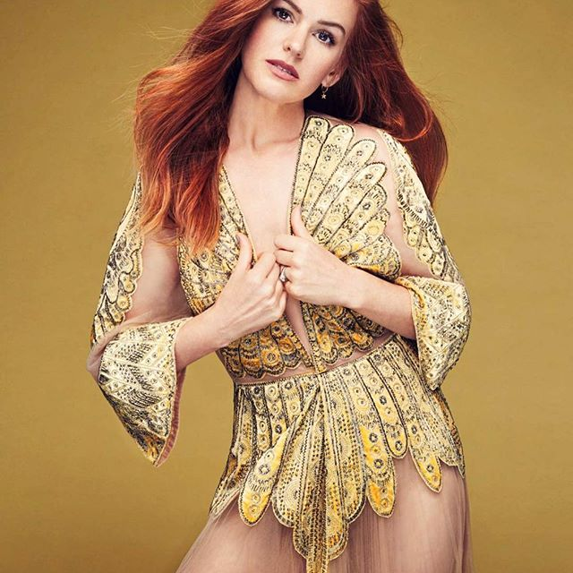 Isla Fisher #islafishersc #islafisher #sexy #celebrity #hot #actress #redhair