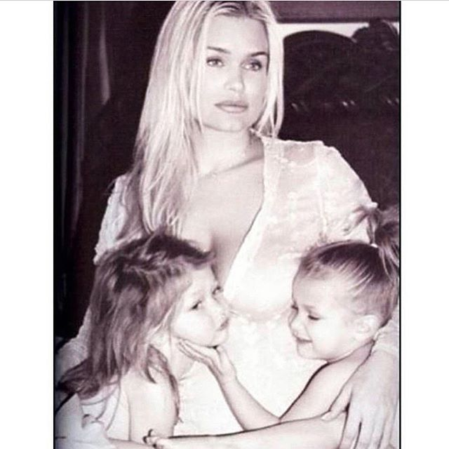 Our angel🦋🦋🦋Thank you for showing me what selfless love, generosity, compassion, kindness, power and strength is. Thank you for bringing my perfect brother and sister into this world. You have taught me to love everyone the same and keep my eyes open to the ones that don't. I love you so much ...I am so lucky ❤️ Happy Mother's Day ❤️ You are perfect @yolanda.hadid