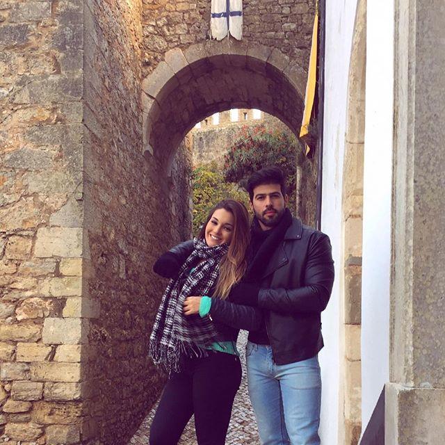 Visitando o castelo 🏰⚔️🇵🇹