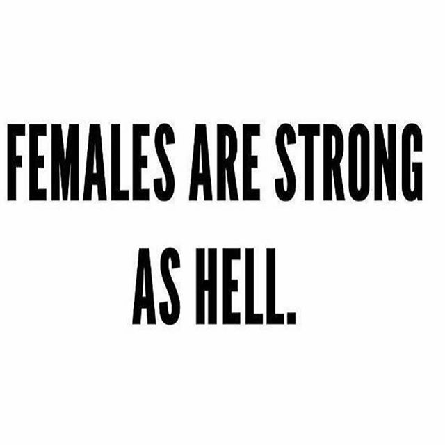 Happy Sunday This Is 4 All My Females Are Strong As Hell 👑💋