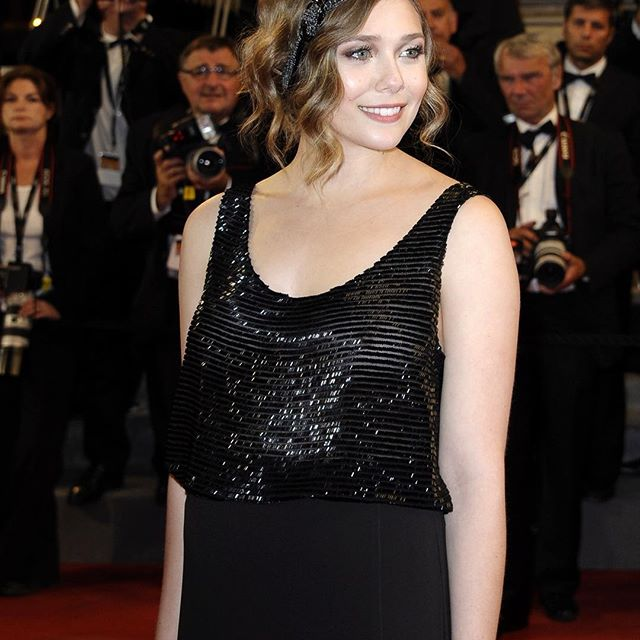 Elizabeth Olsen #elizabetholsensc #elizabetholsen #sexy #celebrity #hot #actress #dress #seethrough