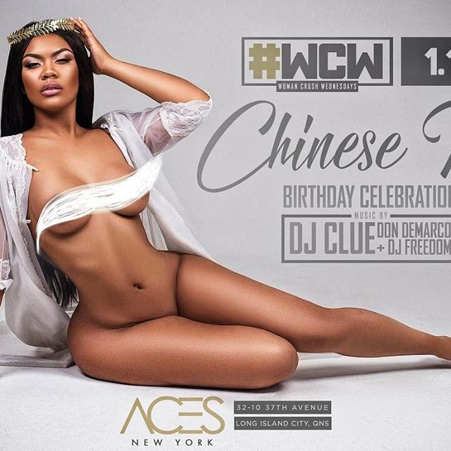 Tonight! Meet me @acesnewyork for my official birthday celebration! Come wish me happy birthday. ❤️❤️ hosted by @escomoecity