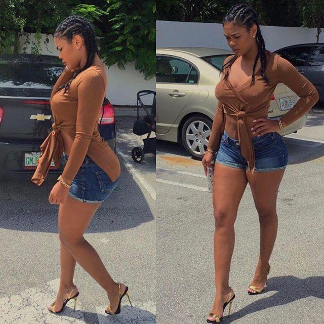 #flashback gotta switch the look sometimes. 💙👀