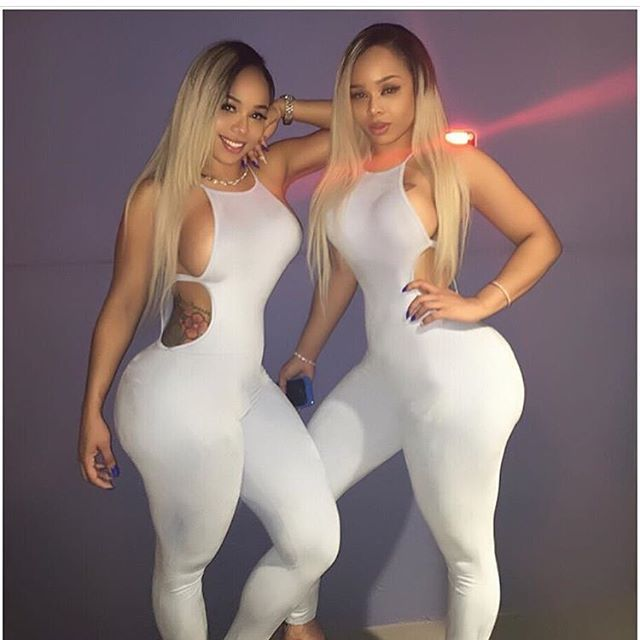 We Love when @doubledose_twins wear #eradikboutique to there hosting gigs 👑👑👑👑👑