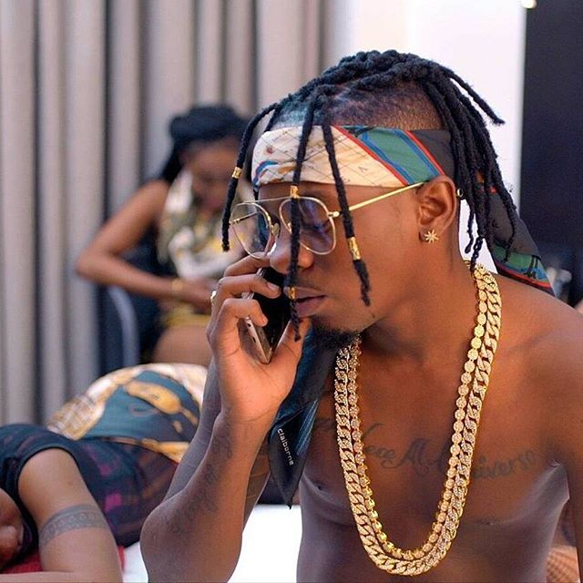 Mtuuu mbayaaaaa @youngdaresalamaaa #bbm hit song #videocomingsoonthisweek