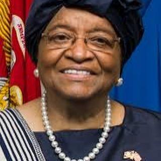 Ellen Sirleaf Johnson: president of Liberia