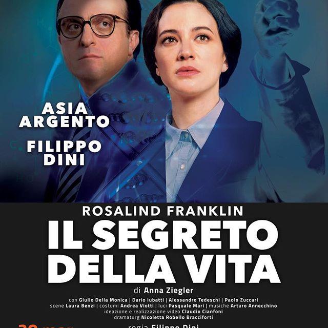 Teatro Eliseo 28 Mar 16 April