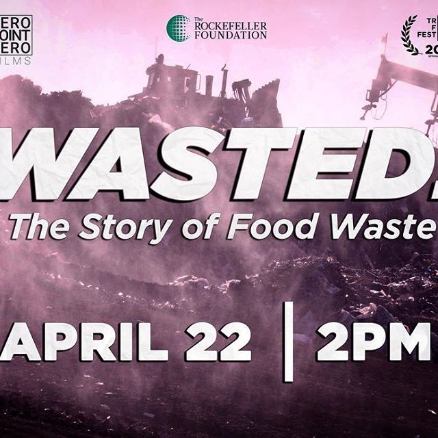 Join me at the premiere of @rockefellerfdn & @zpzproduction's @WASTEDdoc. Q&A to follow the 4/22 screening. Link in bio. #tribeca2017