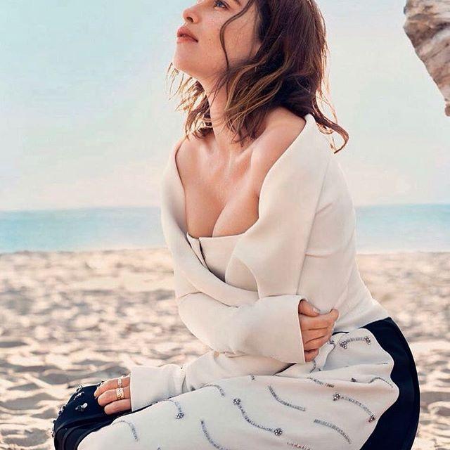 Emilia Clarke #emiliaclarkesc #emiliaclarke #sexy #celebrity #hot #actress #beautiful