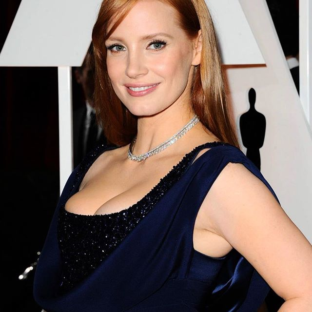 Jessica Chastain #jessicachastainsc #jessicachastain #sexy #celebrity #hot #actress #dresses