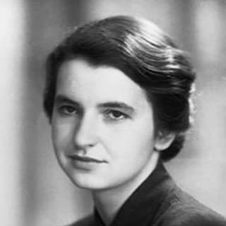 https://en.m.wikipedia.org/wiki/Rosalind_Franklin. DNA
