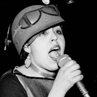 Last one. The incredible POLY STYRENE