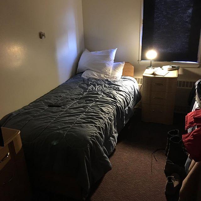 Luxe digs #Mactown #HotelCalifornia #Antarctica