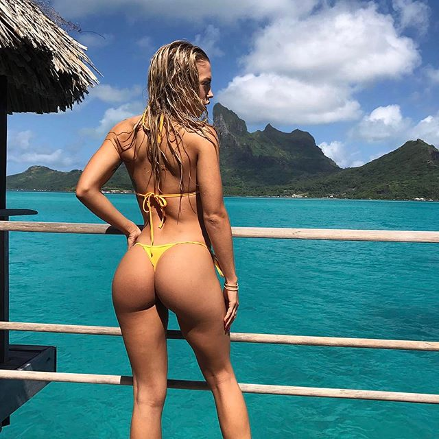 Bora Bora you are an absolute dream 🌺🌴