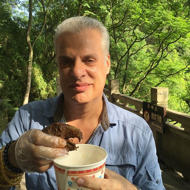 Sorry kids, the Easter Bunny will NOT be showing up this year. @ericripert tore off his head and sucked the brains right out of his skull. Doesn't he know that #meatismurder